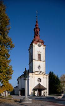 Župnijska cerkev
