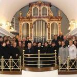 Cerkveni mešani zbor, 7. marec 2010